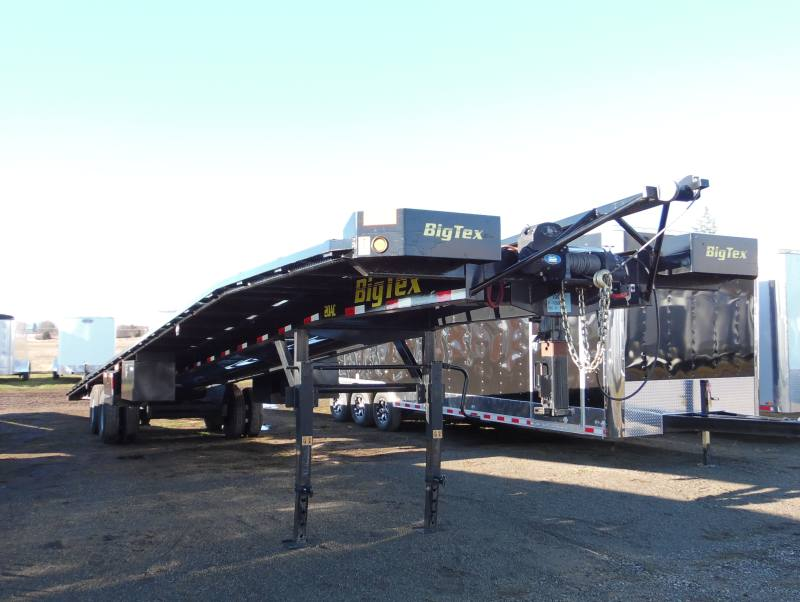 Big Tex 3 Car Hauler, Used 2017